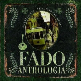 Various Artists Fado Anthologia CD
