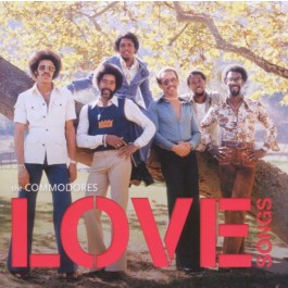 Commodores Love Songs CD