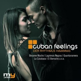 Luis Frank Cuban Feelings Der Rhythmus Havannas CD