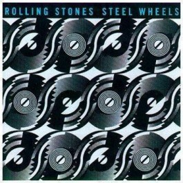 Rolling Stones Steel Wheels 2009 Remaster CD