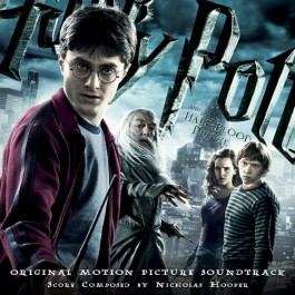 Soundtrack Harry Potter & The Half-Blood Prince CD