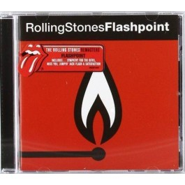 Rolling Stones Flashpoint 2009 Remasters CD