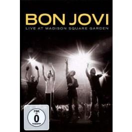 Bon Jovi Live At The Madison Square DVD