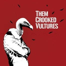 Them Crooked Vultures Them Crooked Vultures LP2