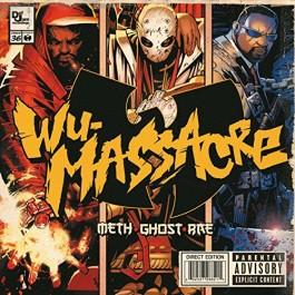 Meth Ghost Rae Wu-Massacre CD