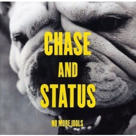 Chase & Status No More Idols CD