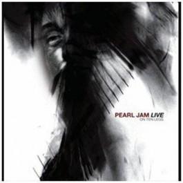 Pearl Jam On Ten Legs Live Digi CD