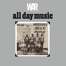 War All Day Music CD