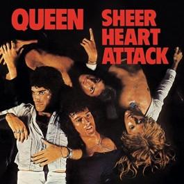 Queen Sheer Heart Attack Remasters CD