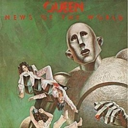 Queen News Of The World Remaster CD
