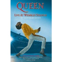Queen Live At Wembley Stadium 25Th Anniversary DVD2