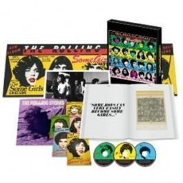 Rolling Stones Some Girls Deluxe BOXSET