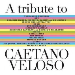 Various Artists Tribute To Caetano Veloso CD