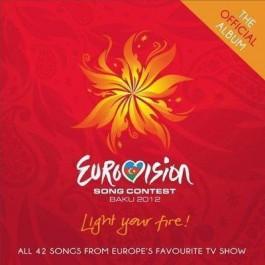 Various Artists Eurovision Song Contest Baku 2012 CD2