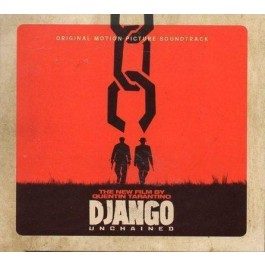 Soundtrack Django Unchained CD