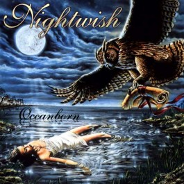 Nightwish Oceanborn CD