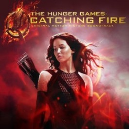 Soundtrack Hunger Games Catching Fire CD