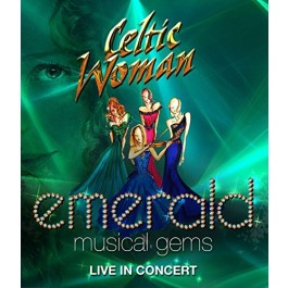 Celtic Woman Emerald Musical Gems Live In Concert DVD
