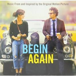Soundtrack Begin Again CD