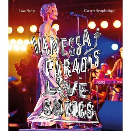Vanessa Paradis Love Songs Concert Symphonique BLU-RAY