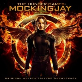 Soundtrack Hunger Games Mockingjay Part 1 CD