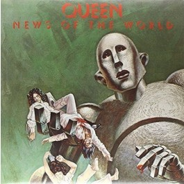 Queen News Of The World LP
