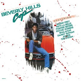 Soundtrack Beverly Hills Cop LP