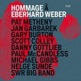 Various Artists Hommage A Eberhard Weber CD