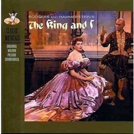 Soundtrack King And I CD