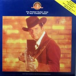 Roy Orbison Fastest Guitar Alive LP
