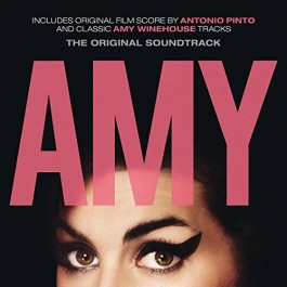 Soundtrack Amy CD