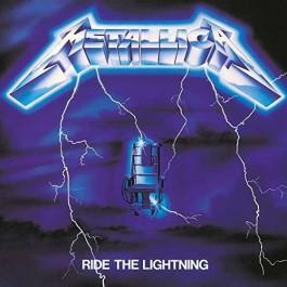 Metallica Ride The Lightning Remaster CD