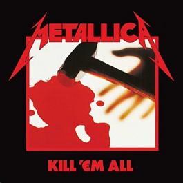 Metallica Kill em All Remaster CD