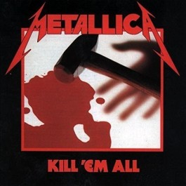 Metallica Kill em All Remastered LP