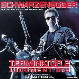 Soundtrack Terminator 2 Judgment Day CD