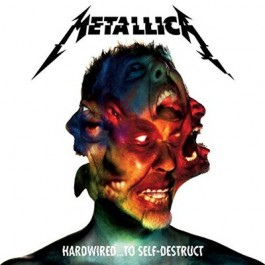 Metallica Hardwired...to Self-Destruct CD2