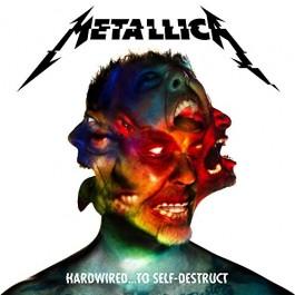 Metallica Hardwired...to Self-Destruct LP2