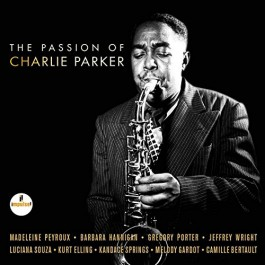 Various Artists Passion Of Charlie Parker CD