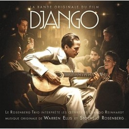 Soundtrack Django By Rosenberg Trio CD