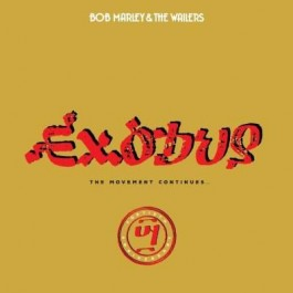 Bob Marley & The Wailers Exodus Deluxe 40Th Anniversary CD3