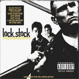Soundtrack Soundtrack Lock, Stock & Two Smoking Barels LP2