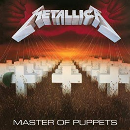 Metallica Master Of Puppets Remaster CD