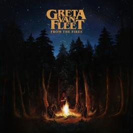 Greta Van Fleet From The Fires CD