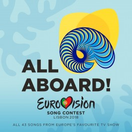 Various Artists Eurovision Song Contest Lisbon 2018 CD2