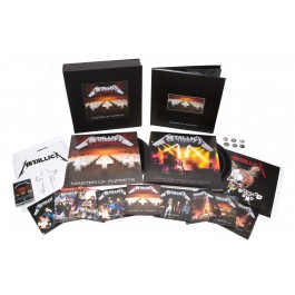 Metallica And Justice For All Deluxe Remaster CD3