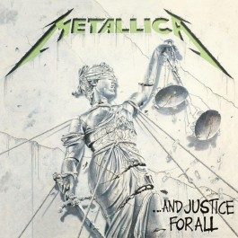 Metallica And Justice For All Remaster LP2