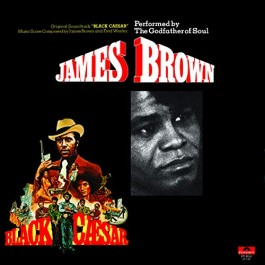 Soundtrack Black Caesar Music By James Brown LP