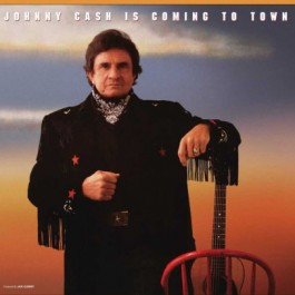 Johnny Cash Johnny Cash Is Coming To Town LP