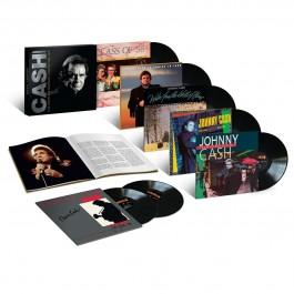 Johnny Cash Complete Mercury Albums 1986-1991 LP7