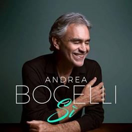 Andrea Bocelli Si CD